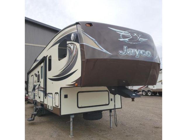 LS-AD-0936 Occasion Jayco Eagle FW 295BHDS Beach Sandstone 2015 a vendre1