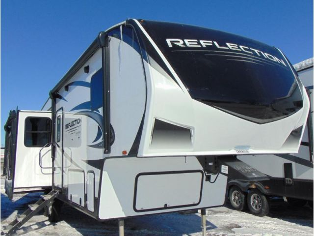 LS-D-1489 Neuf Grand Design Reflection FW 303RLS PEBBLE 2021 a vendre1