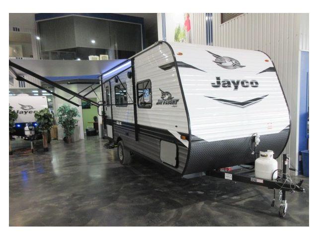 LS-J-2642Q Neuf Jayco Jay Flight SLX 7 195RB MODERN FARMHOUSE 2022 a vendre1