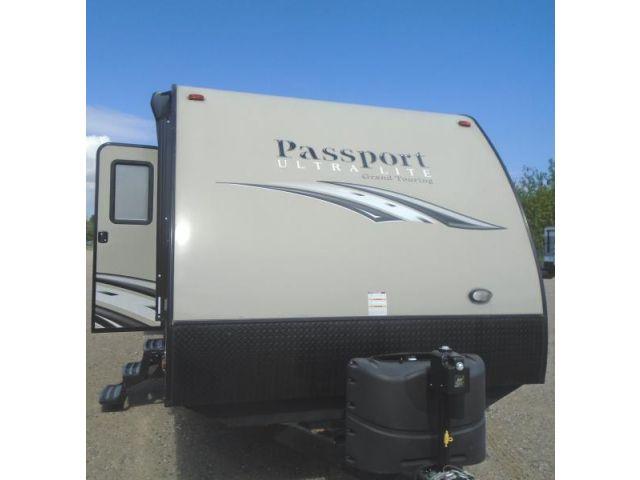 Passport RV trailers Keystone Passport TT 2400BH