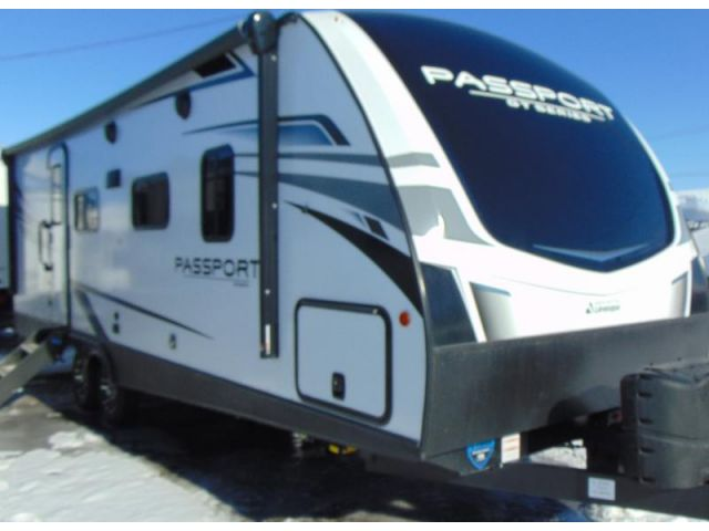 Passport RV trailers Keystone Passport GT 2400RB