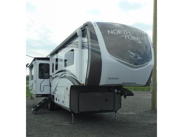 North Point Jayco North Point FW 310RLTS