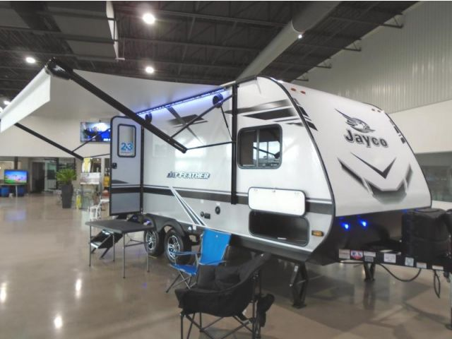 Roulottes Jay Feather Jayco Jay Feather TT 16RK