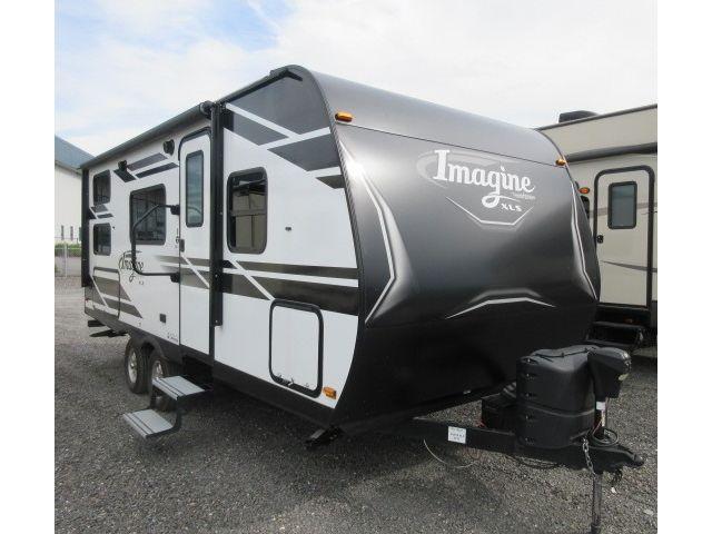 Imagine RV trailers Grand Design Imagine XLS 21BHE