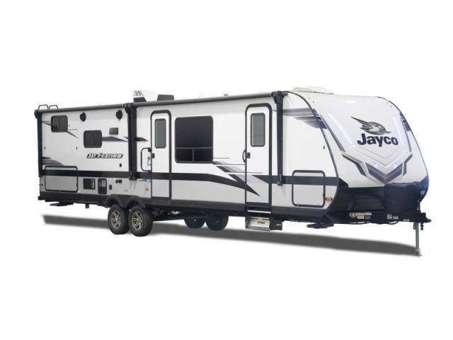 Travel trailers and Fifth wheels Jayco Jay Feather 27BHB Modern Farmhouse