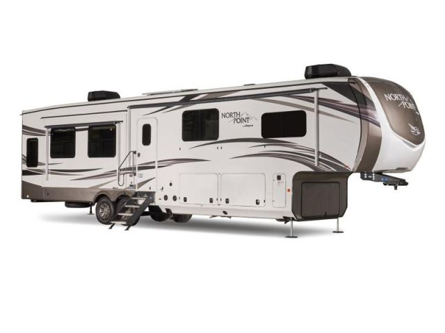 Travel trailers and Fifth wheels Jayco North Point 310RLTS Classic Cottage