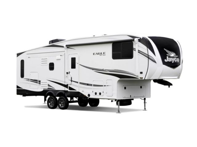 Travel trailers and Fifth wheels Jayco Eagle HT 24RE American Craftsman