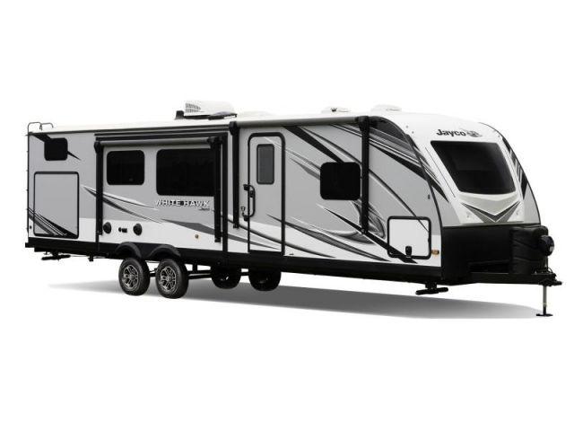 Travel trailers and Fifth wheels Jayco White Hawk 27RB Modern Farmhouse
