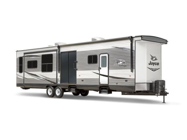 Travel trailers and Fifth wheels Jayco Jay Flight Bungalow 40FKDS Carbon