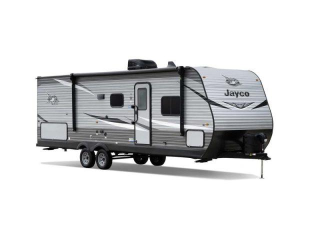 Travel trailers and Fifth wheels Jayco Jay Flight SLX 8 294QBS Modern Farmhouse