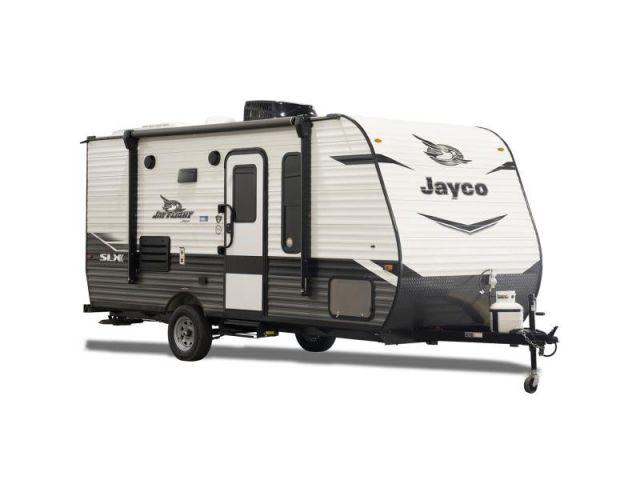 Inventaire Jayco Jay Flight SLX 7 183RB Modern Farmhouse