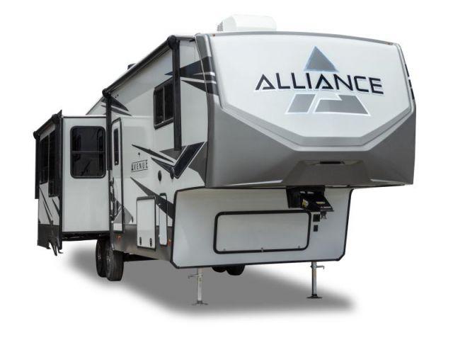 Inventaire Alliance Avenue 32RLS Silver Oak