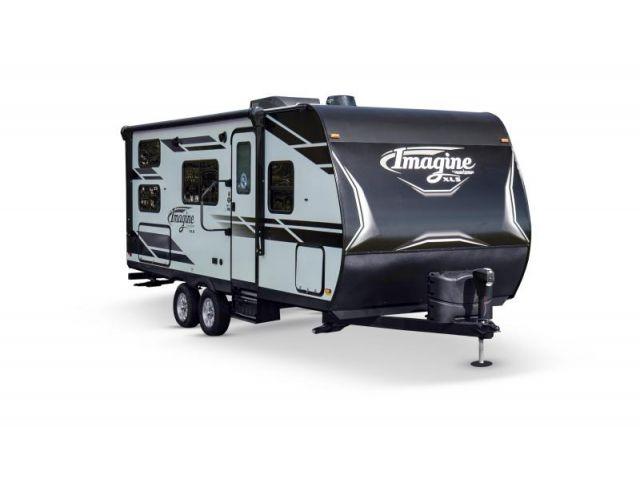 Imagine RV trailers Grand Design Imagine XLS 22MLE Pebble