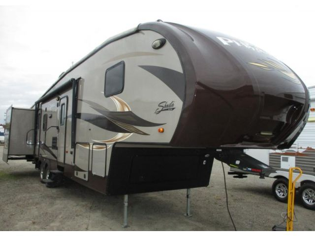 Used Forest River Phoenix 35BH