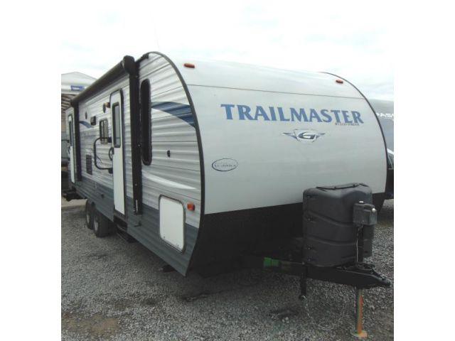 Used Gulfstream Trailmaster TT 268BH