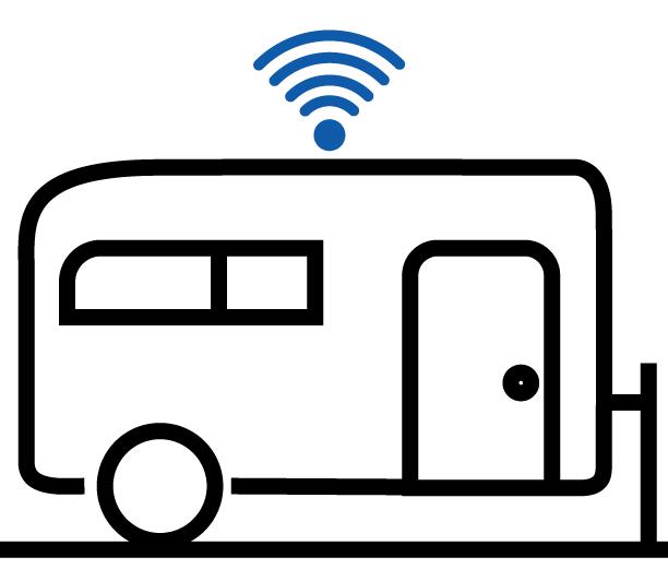 Découvrez toutes nos solutions pour rester connectés à internet même en camping-car