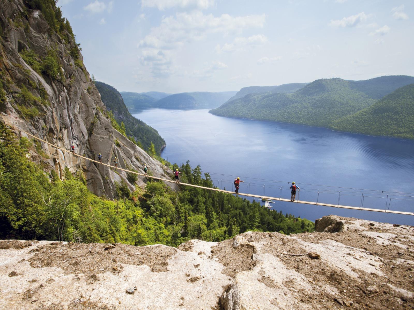 parc national du Fjord Saguenay-Lac-Saint-Jean